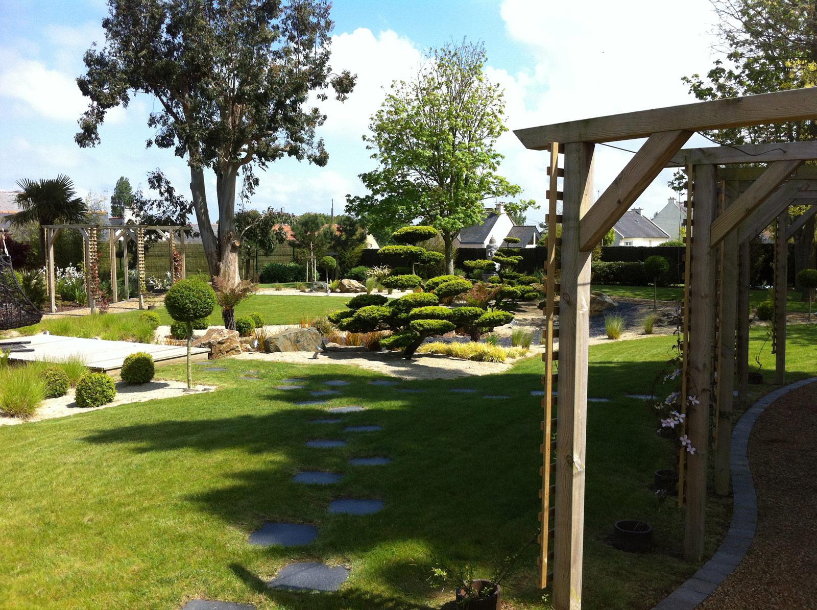 Jardins Et Clotures D Armor contactez votre paysagiste : conseils, étude et devis